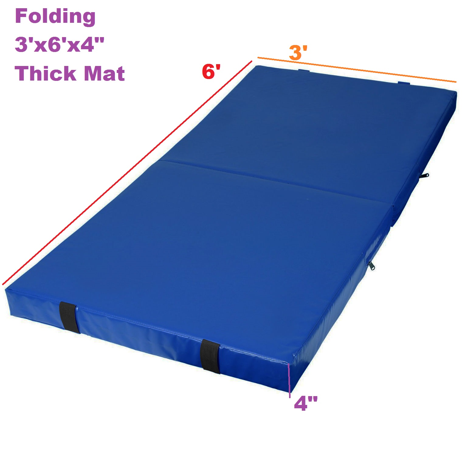 mats gymnastic gray products side quality amazing for surface mat purple home use airtracks
