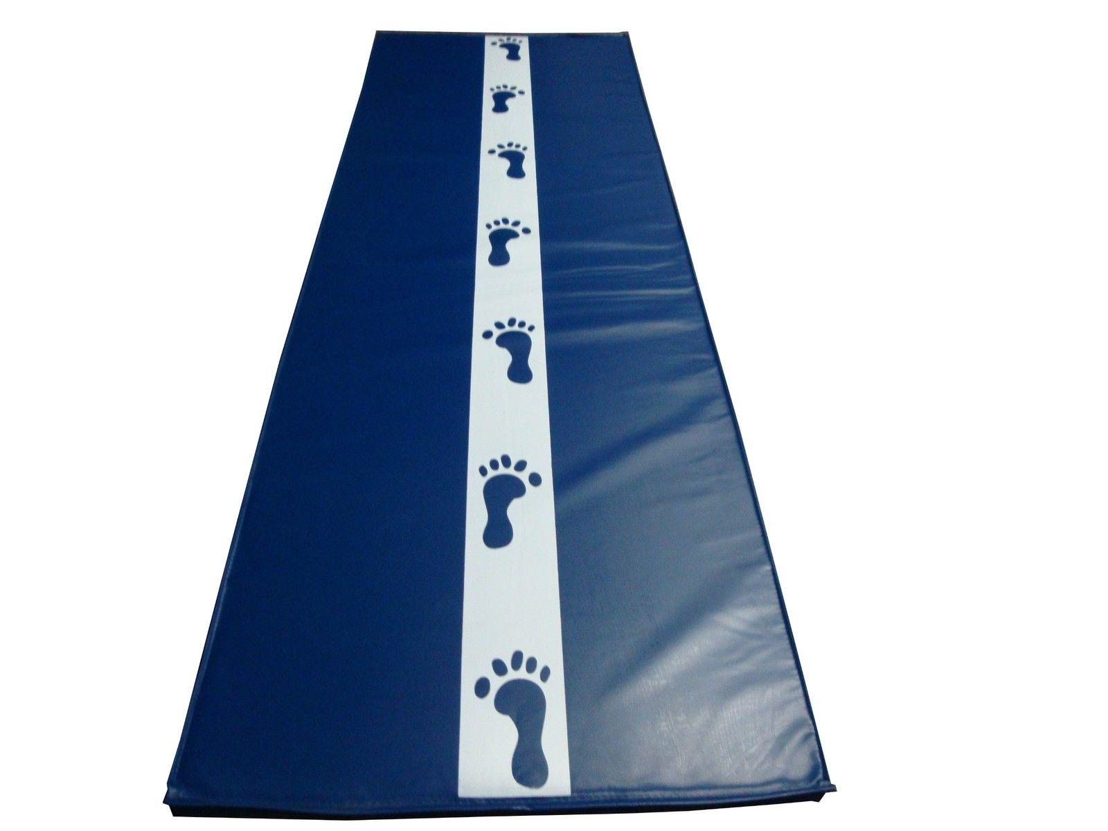 6 39 x2 39 new blue cartwheel mat. Black Bedroom Furniture Sets. Home Design Ideas