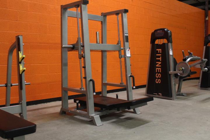 Vertical Leg Press Ironclad