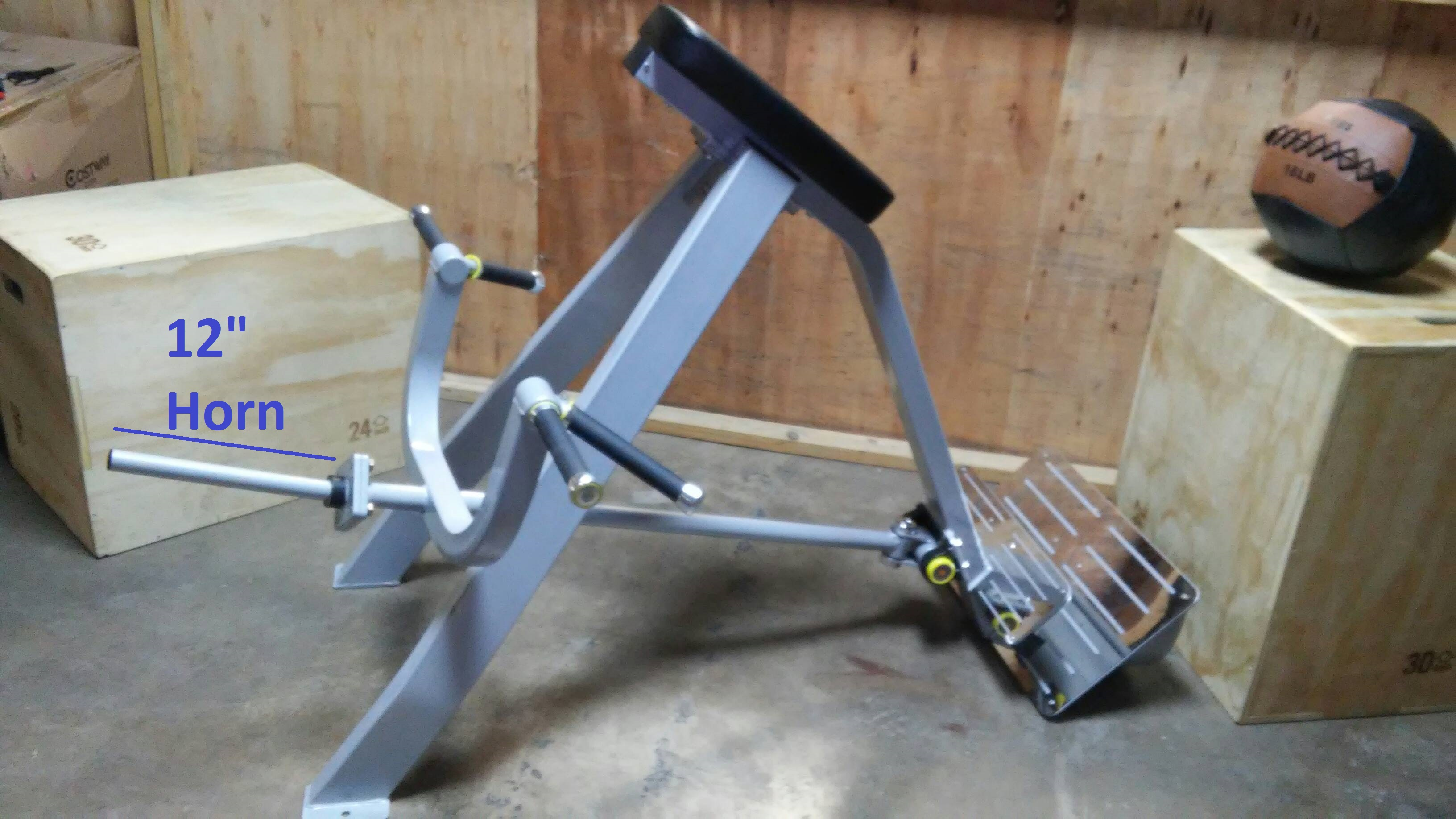 Chest Supported Tbar Row Ironclad