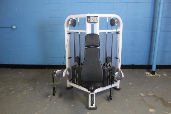 Life Fitness Shoulder Press`