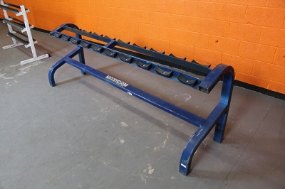 Maxicam 1 tier Dumbbell Rack - used