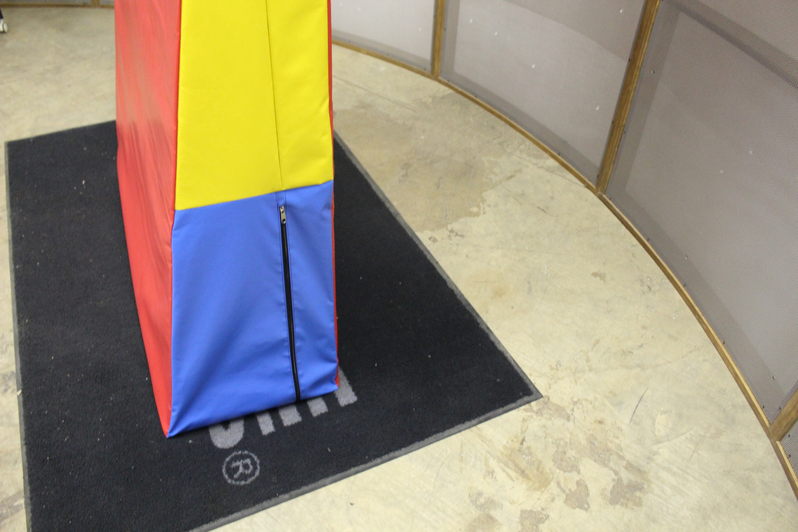 tumbling mats wedge x com skill cheese shape ip best choice walmart products mat folding incline gymnastics