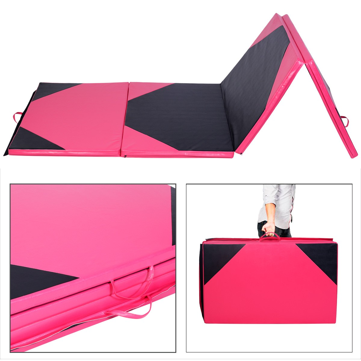 lets exercise with do stylish mats mat using for home ideas gymnastic best gym folding wedge gymnastics room