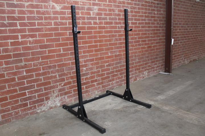 Used Squat Rack >> Rogue Es 1 Squat Rack Used