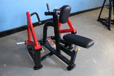 Steelflex Plate Loaded Row Machine - new