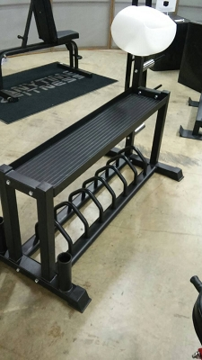 Crossfit Storage Rack