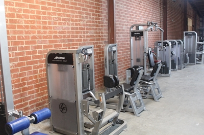 Life Fitness Pro 2 Strength Circuit - used