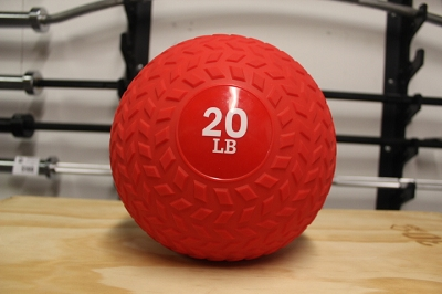 20lbs Slam Ball - new