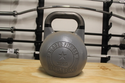 38kg Competition Kettlebell