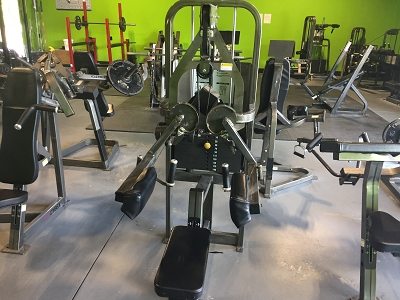 16pc Cybex VR2 Full Circuit - Used