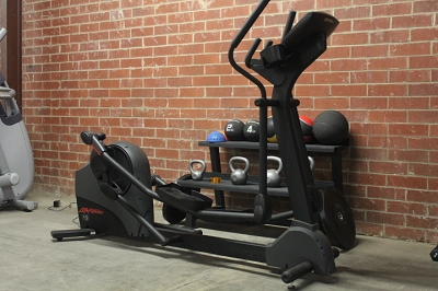 Life Fitness X5 Elliptical - Used