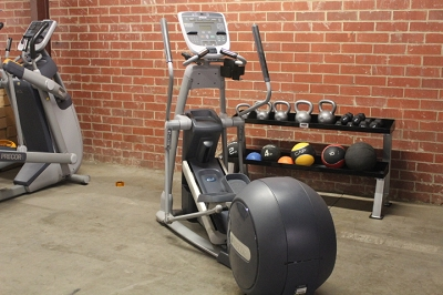 Precor 835 Elliptical - Used