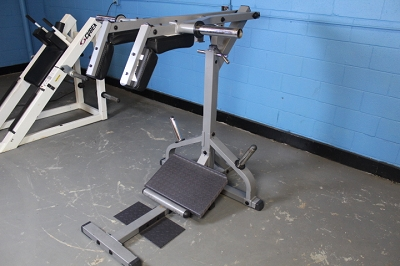 Body Solid Leverage Squat Calf machine - used