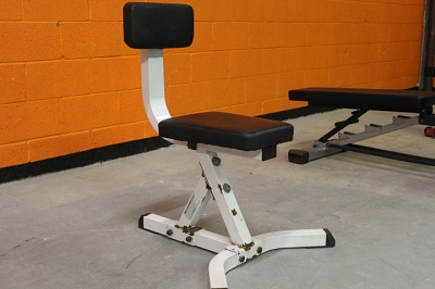 Body Solid Seated Utility Bench - Used