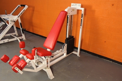 Bodymasters Abduction (outer thigh) machine - used