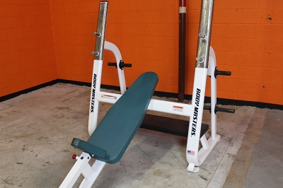 Body Masters Olympic Incline Bench - used
