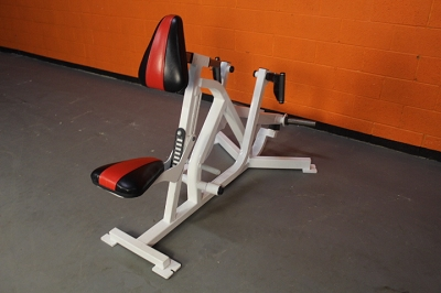 Bodymasters Plate Loaded Seated Row - Used
