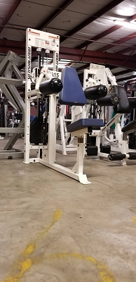 Bodymasters Lateral Raise Machine