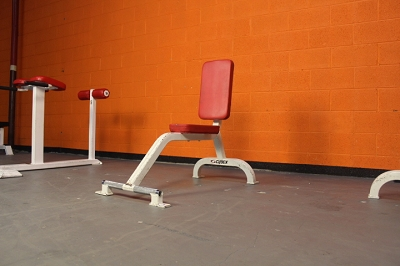 Cybex 90 Degree Utility Bench - Used