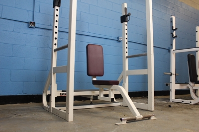 Cybex Olympic Military Bench - Used