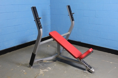 Cybex Olympic Incline Bench - Used