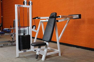 Cybex Shoulder Press - used