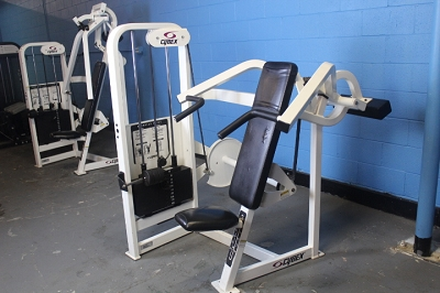 Cybex VR2 Overhead Shoulder Press - Used