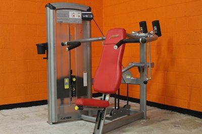 Cybex VR3 Overhead Press - used