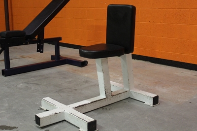 Dynabody Seated Utility Bench - used