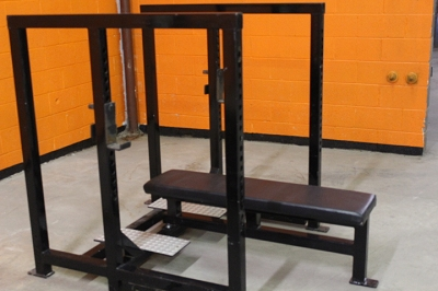 Dynabody Competition Olympic Flat Bench - Used