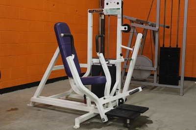 Flex Fitness Vertical chest press - used