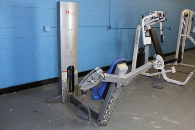Freemotion Chest Press - Used