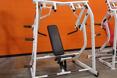 Hammer Strength Iso Lateral Shoulder Press - Used