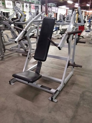Hammer Strength Iso Lateral Front Military Press