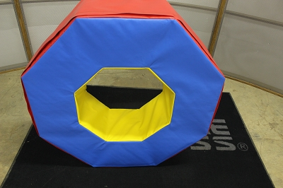 Hollow Hexagon Skill Shape 40x40x12