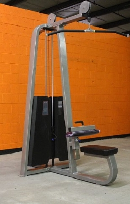New IronClad Lat Pulldown