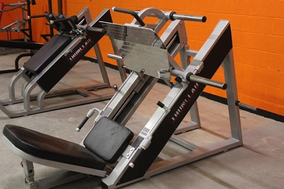 Ironclad Linear Leg Press
