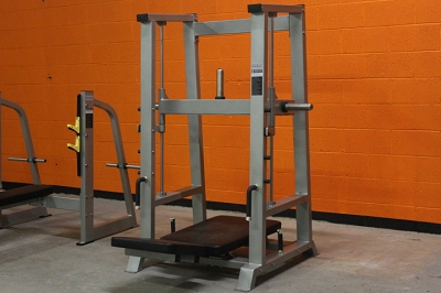 New Ironclad Vertical Leg Press