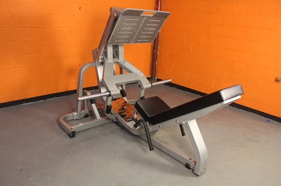 New Ironclad 45 Degree Leg Press