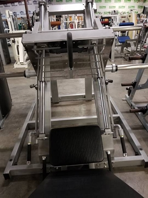 New Ironclad HUGE Leg Press