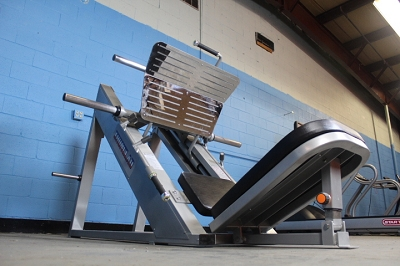 New Ironclad Linear Leg Press
