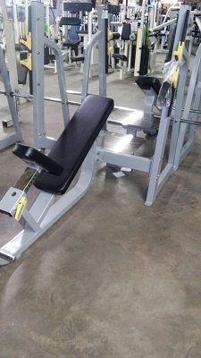 Olympic Incline Bench - Ironclad