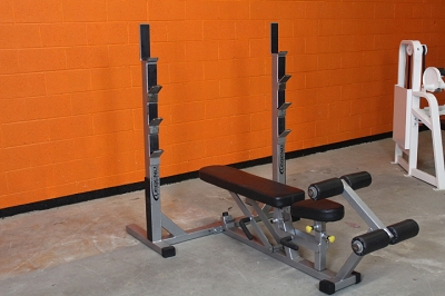 Legend Adjustable Olympic Bench - Used