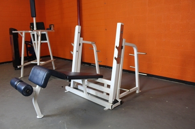 Magnum Breaker Olympic Decline Bench - used