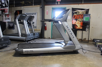 Matrix MX-T5x Treadmill - used