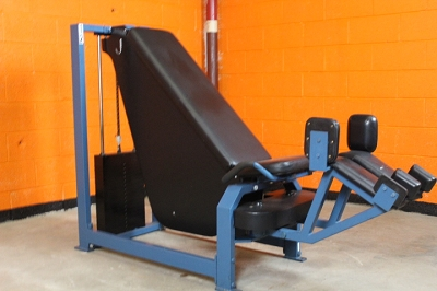 Nautilus Hip Abduction machine - Used