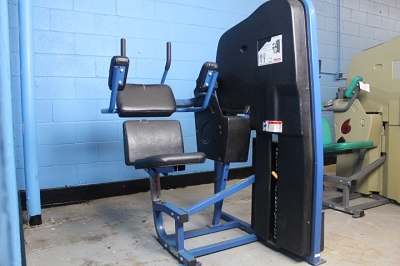 Nautilus Ab Crunch Machine - Used