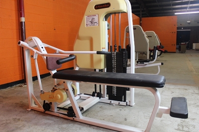 Nautilus Bench Press Machine - Used