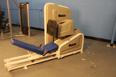 Nautilus Leg Press - Used